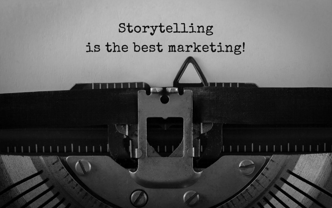 Unleashing the Power of Marketing Stories for Your Business